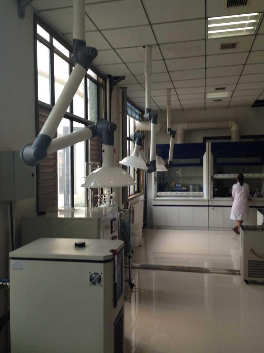 实验室通风系统设计